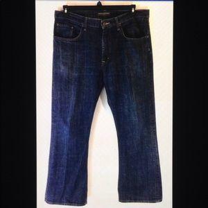 Banana Republic Classic Straight Leg Denim Jeans